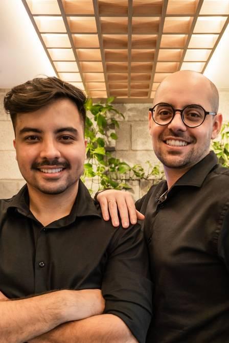 Guilherme Galvão e Douglas Alexandre