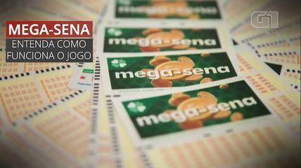 VÍDEO: veja como funcionam as apostas da Mega-Sena